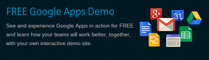 FREE Google Apps Demo
